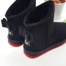 Снегоступы botas femininas сапоги зимние мода женщины
