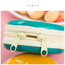 Buy Cartoon Hard Headphone Holder Case Portable Earbuds Pouch box Earphone Storage Bag Protective Round Coin Purse Mini PortableKey directly from merchant!