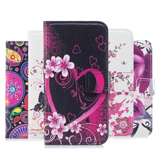 Fashion Leather Flip Cover Wallet Case For Samsung Galaxy J1 Mini J105F Prime S8 Plus S6 S7 Edge A3 A5 2017 J3 J5 J7 2016 S3 S4