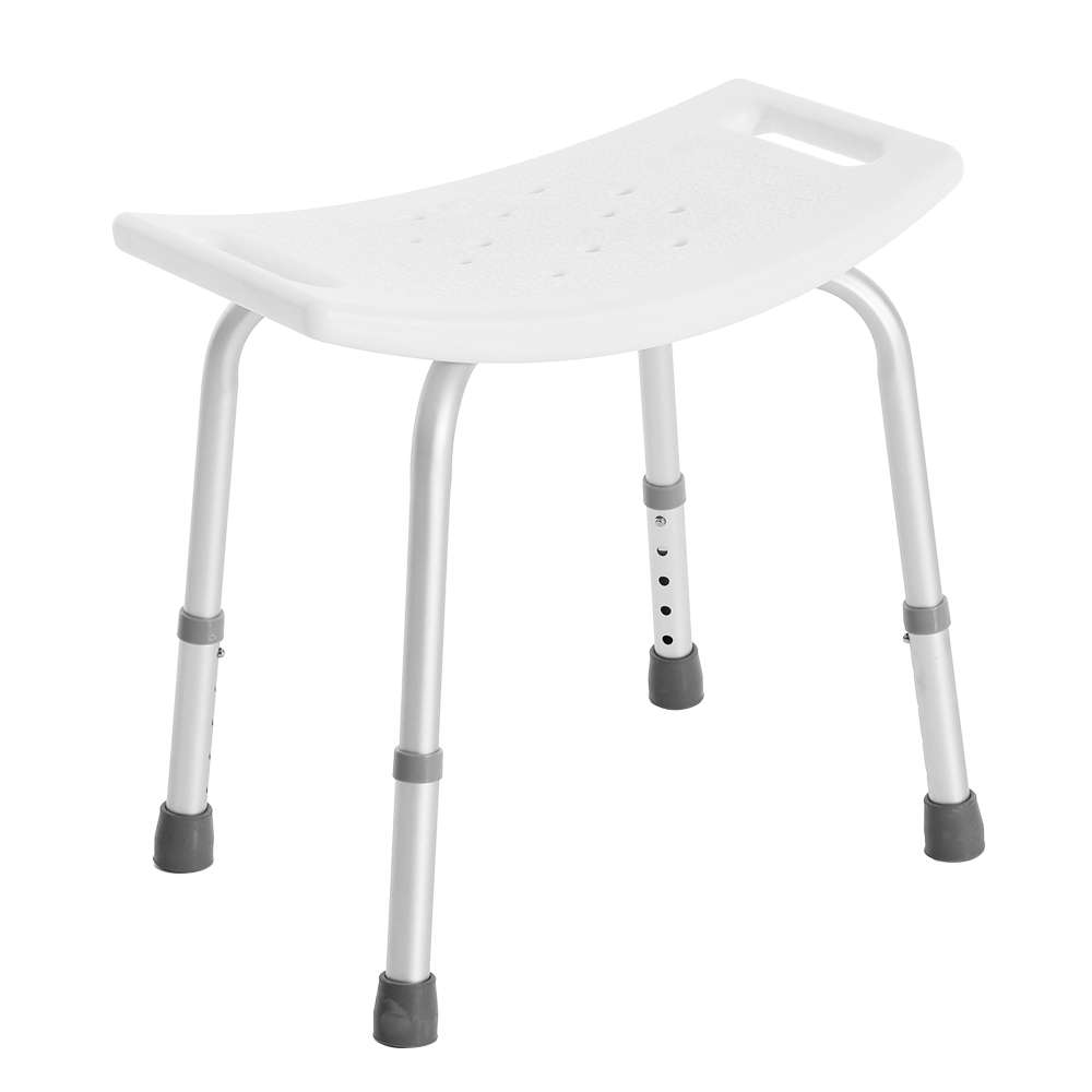 Home Improvement Wall Mounted Shower Seats Folding Bathroom Wall Mounted Shower Seat Chair Steel Foldaway Elderly Disabled Mobility Safety Aid Solid Spa Stool Fixture Non-Ironing