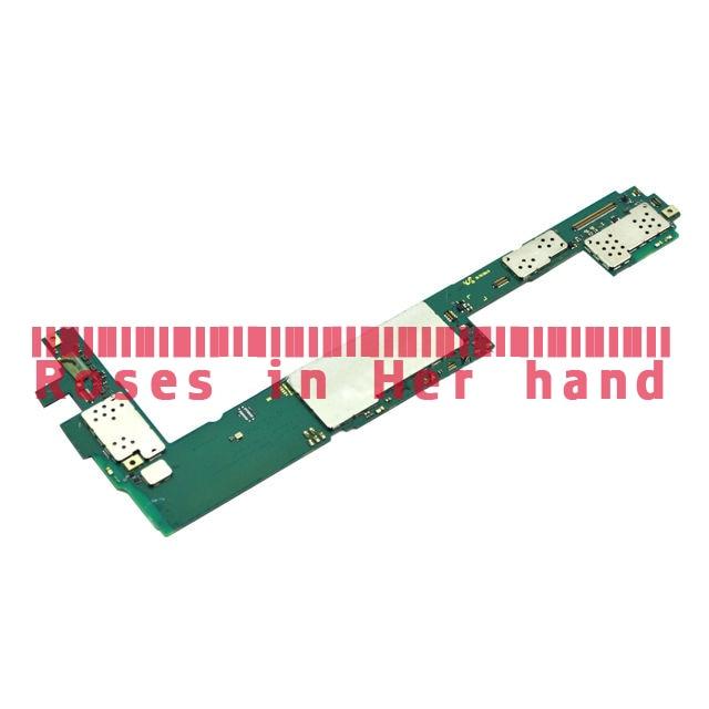 Full Working Original Unlocked For Samsung Galaxy Tab S 9.7 T810 T815 S2 T813 T819 Motherboard Logic Mother Circuit Lovain Board