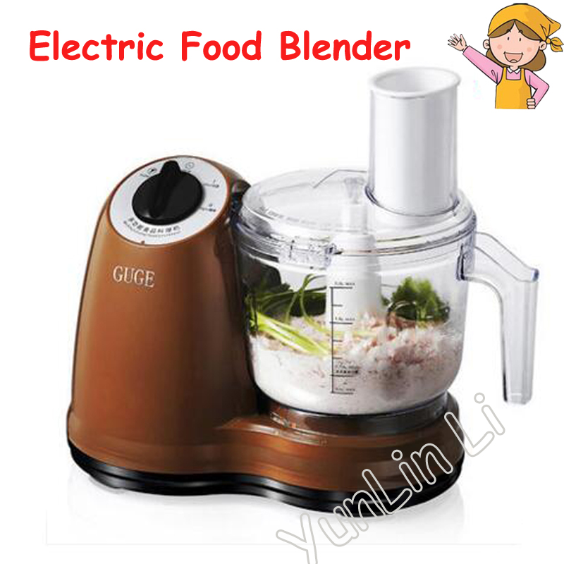 2L Garlic Chopping Machine Automatic Meat Mixer Electric Food Blender Household Food Processor G113 portable blender mini mixer automatic self stirring mug