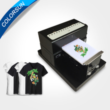 A3 Flatbed Printer A3 size for T-SHIRTS Printing, iphone phone case, PVC cards, Ceramics for Epson R1390 flatbed printer