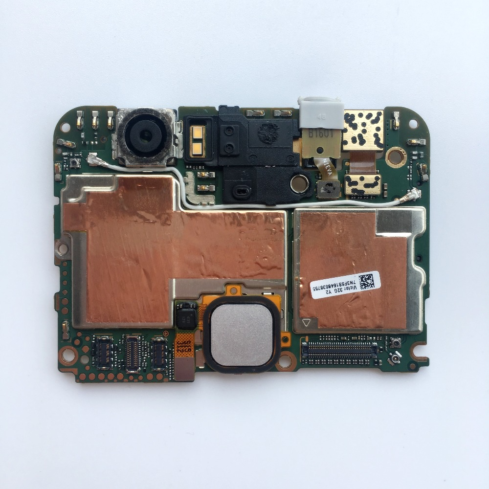 Test complete work original unlock motherboard logic mother board for Huawei Google Nexus 6P H1511 H1512