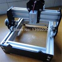 1pc New Listing 300mw Large Area Mini DIY Laser Engraving Engraver Machine Laser Printer Marking Machine