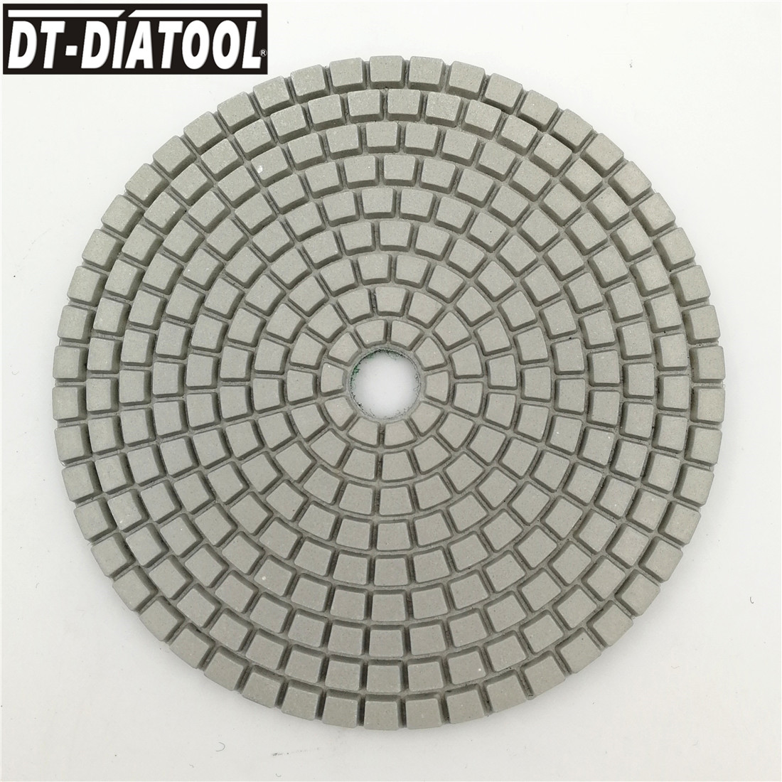 Us 31 24 27 Off Dt Diatool 10pcs 4 Diamond Resin Bond Sanding Discs 800 Terrazzo Floor Angle Grinder 100mm Concrete Polishing Pads Wet Or Dry In