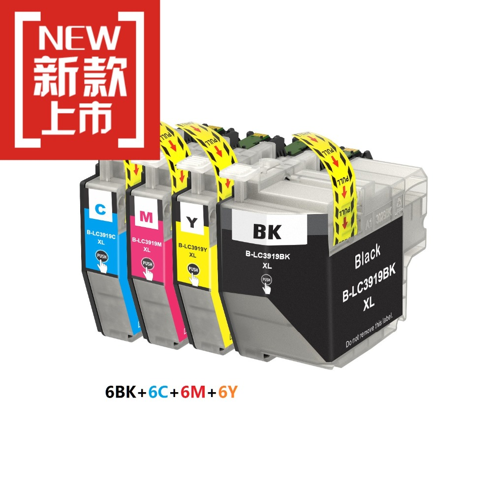 INK WAY Non OEM LC3619 LC3617 Compatible ink Cartridges for Brother MFC J2330DW MFC J2730DW MFC