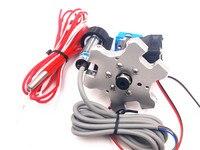 Funssor M4 Delta Kossel Mini 3D printer Effector extrusion hotend kit with Inductive Proximity Sensor auto leveling 1.75/3mm