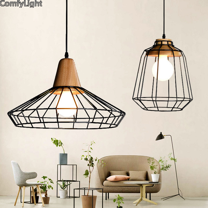 Nordic Pendant Lights For Home Lighting Modern Hanging