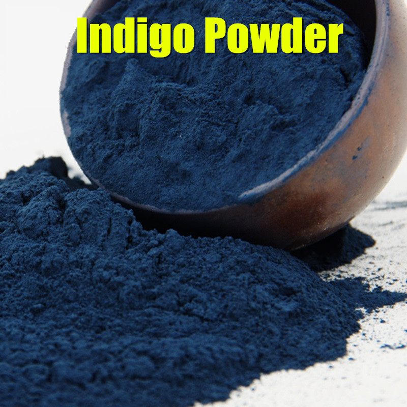 200g Indigo Pigment Powder Pore Minimizing Soap Additives Handmade Soap Natural Color Colorant DYE Mask Powder 8 color soap powder 50g pack healthy natural mineral mica powder diy for soap dye soap colorant makeup eyeshadow skin care