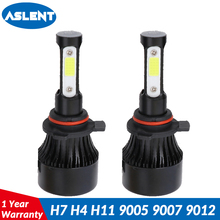 ASLENT H4 led h7 headlights led bulb car light hb4 h11 led lamp for auto 12V 9006 9005 hb3 h9 h8 h13 HB5 9004 9007 100W 12000lm adolphe adam le toreador ou l accord parfait opera bouffon en deux actes french edition