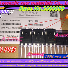 Aoweziic+ 100 шт HY4008 HY4008W TO-247 МОП инвертор ультра чип 80 в 200A