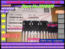 100% New original MOSFET HY4008 HY4008W 80V 200A  TO-3P inverter Ultra chip