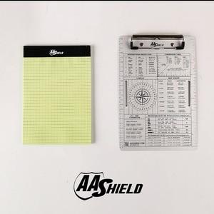 Image 1 - AA Shield A5 Office File Clip Aluminum Board Pad Waterproof Notebook A5 Kit