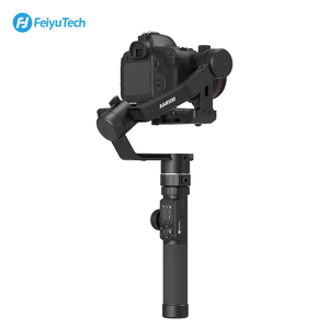 Image 4 - FeiyuTech 3 Axis AK4500 يده Gimbal استقرار عدة ل DSLR كاميرا سوني/باناسونيك/كانون مع البعيد القطب ترايبود اتبع Fcous