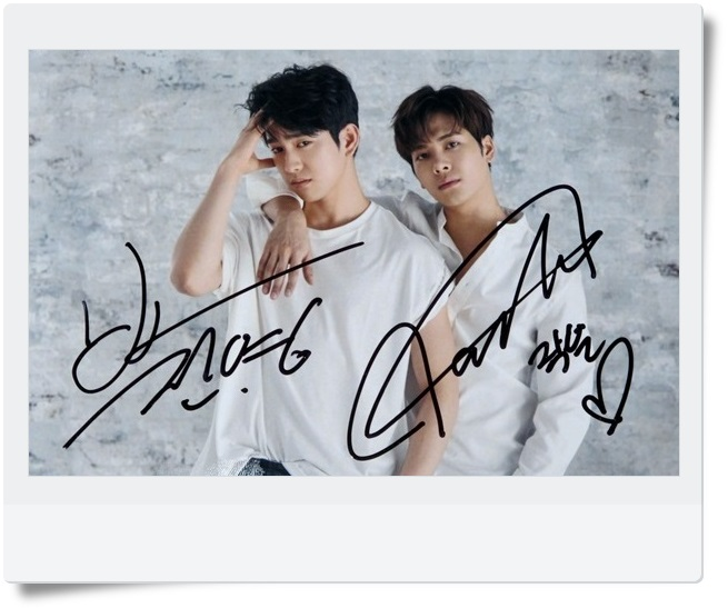 Signed GOT7 GOT 7 Jackson JR Autographed  photo  4*6 free shipping  K-POP 062017 got7 got 7 jb autographed signed photo flight log arrival 6 inches new korean freeshipping 03 2017