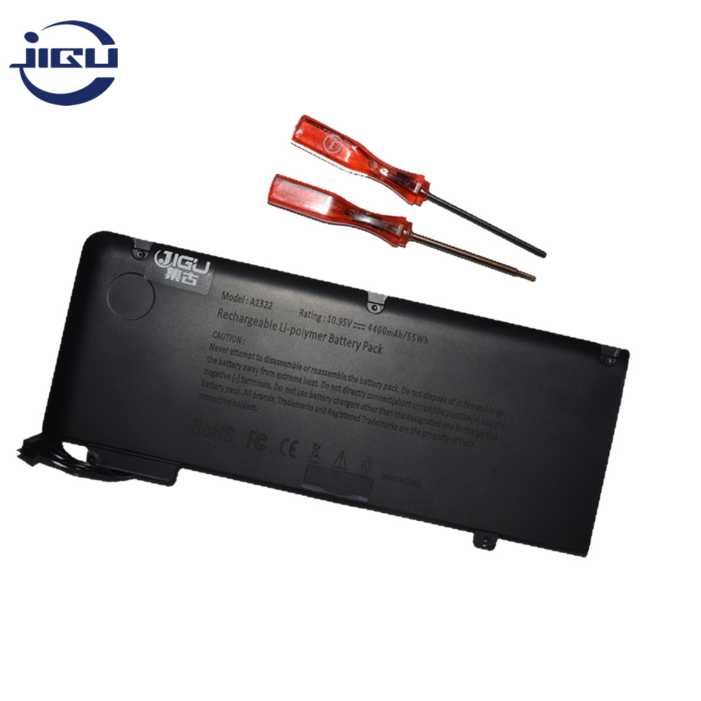 JIGU Brand New A1322 <font><b>Battery</b></font> For APPLE <font><b>MacBook</b></font> <font><b>Pro</b></font> <font><b>13</b></font>