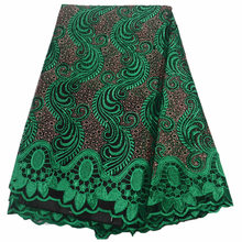 nigerian lace fabrics for wedding African French Tulle Lace fabric 2019 high quality african lace 5yards цена и фото
