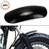 Front Motorcycle Fender For Harley Forty Eight 48 Sportster XL 1200 2010 2017 13 6 Long