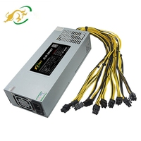 Asic antminer T9 S9 bitcoin Miner 1800W Power Supply APW3++ S7 active PSU 12V 150A MAX OUTPUT For L3+ V9 A3 Baikal X10 Giant B