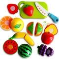 ¡ Promoción!!! fruta del juguete del bebé juguetes de cocina de juguete, juegos de imaginación, juguetes casa del juego del envío libre