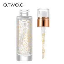 Professional 24k Rose Gold Elixir Makeup Primer Anti-Aging Moisturizer Face Care Essential Oil Makeup Base Liquid 18ml