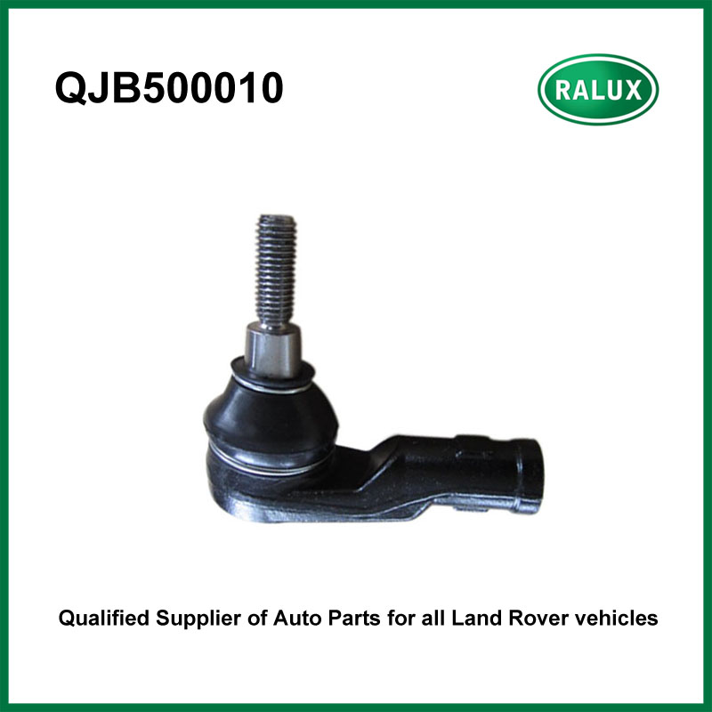 QJB500010 car steering tie rod end with M12 outer ball joint of spindle rod connecting for LR Discovery 3 suspension system part