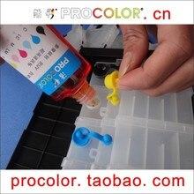 PROCOLOR LC12 Заправка для принтера краситель чернила Brother MFC J710D J710 J710DW MFCJ710 MFC-J710DW MFCJ710DW MFC-J810DN MFCJ810DN MFC-J810