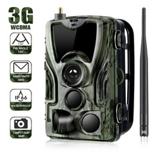 Suntekcam HC-801G 3g охоты Камера 16MP Trail Камера SMS/MMS/SMTP IP66 фото ловушки 0,3 s Время срабатывания 940nm светодиоды дикий Камера s