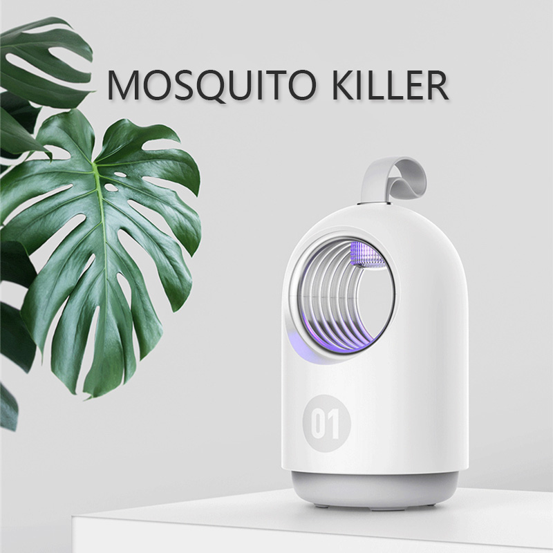 Liginwaat Usb Led Mosquito Killer Lamp Household Repellents Photocatalyst Light Indoor Bug Insect Killer Mosquito Repeller Lamp