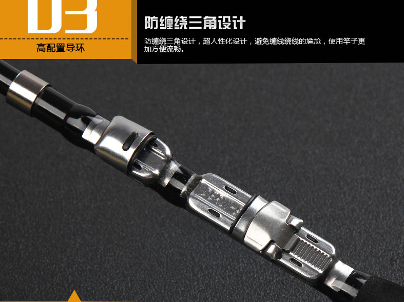 Yumoshi Fishing Rod Reel Combo 23