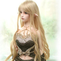 Bjd Doll SD doll Alex bjd Doll sd doll1 / cm 3 65 cm Female sending eyelashes