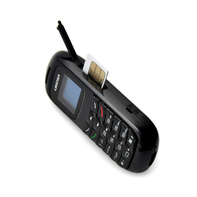 UNIWA Mini Mobile Phone L8STAR BM70  Wireless Bluetooth Earphone Cellphone Stereo GSM Unlocked Phone Super Thin GSM Small Phone 3