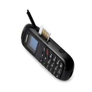 Image 3 - UNIWA Mini telefono cellulare L8STAR BM70 Wireless Bluetooth auricolare cellulare Stereo GSM telefono sbloccato Super sottile GSM piccolo telefono