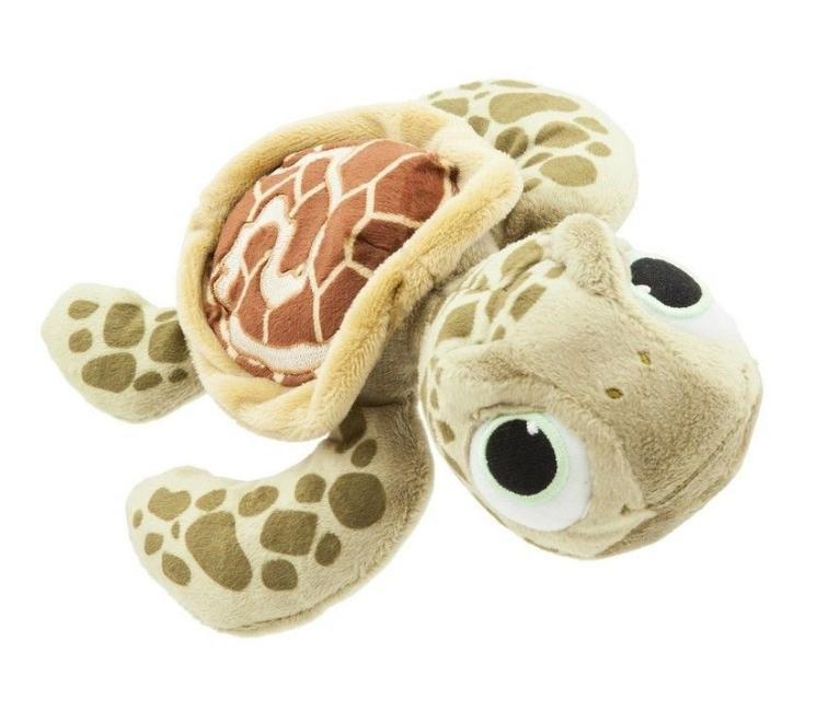Authentic Moana Baby Sea Turtle Plush 9