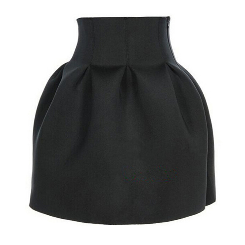 Black Vinyl Skater Skirt | Style & Fashion - nl.pinterest.com