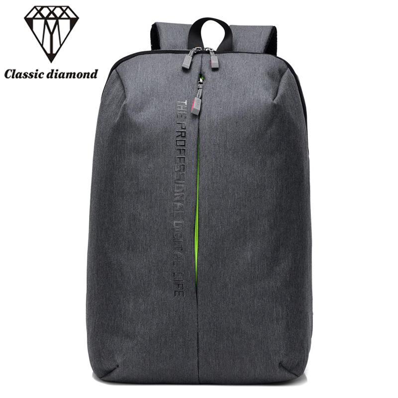 2017 Men's Fashion Backpack Men School Backpacks For Boys Nylon Large Capacity Travel Clothes Storage Bags Male 15.6 Laptop school bags for teenager boys girls school backpacks high quality dropproof nylon men business backpack slim laptop backpack