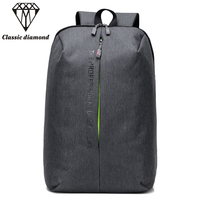 AOU New Fashion Laptop Men And Women S Backpack High Quality Business Canvas Backpacks Dayback School