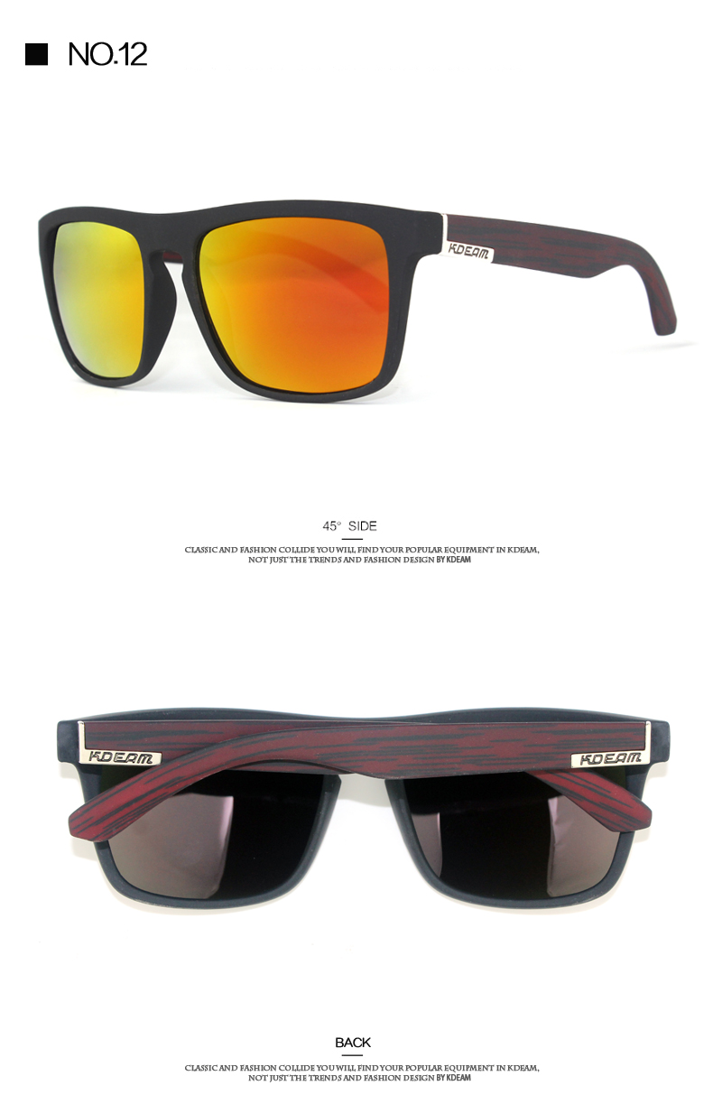 dfb2eeab43 Fashion Guy s Sun Glasses From Kdeam Polarized Sunglasses Men ...
