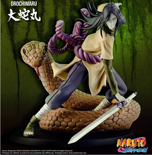 NEW hot 15cm Naruto Orochimaru Action figure toys doll collection Christmas gift new hot 17cm avengers thor action figure toys collection christmas gift doll with box j h a c g