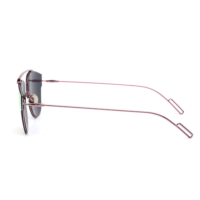 Okulary Przeciwsłoneczne W Stylu Vintage