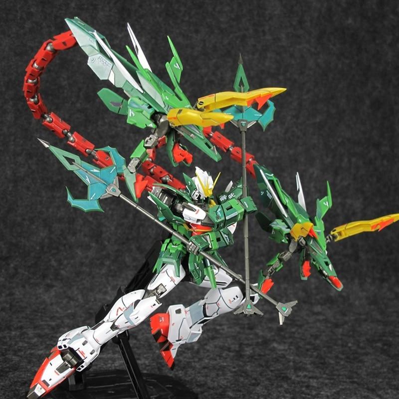 Anime Endless Waltz Super Nova MG 1/100 Altron Gundam Nataku XXXG-01S2 model kit Model Assemble Action Figure Robot kids Toy 7 fb specialist 46b24r super nova 45ач 330а пр