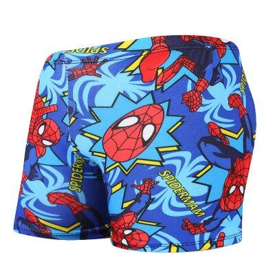 8da8520697ff7 Spiderman Cartoon Swimming Trunks Kids Swim Trunks Girls Bathing Suit  Children Beach Wear Boys Summer Board Shorts Swimwear-in Men's Trunks from  Sports ...
