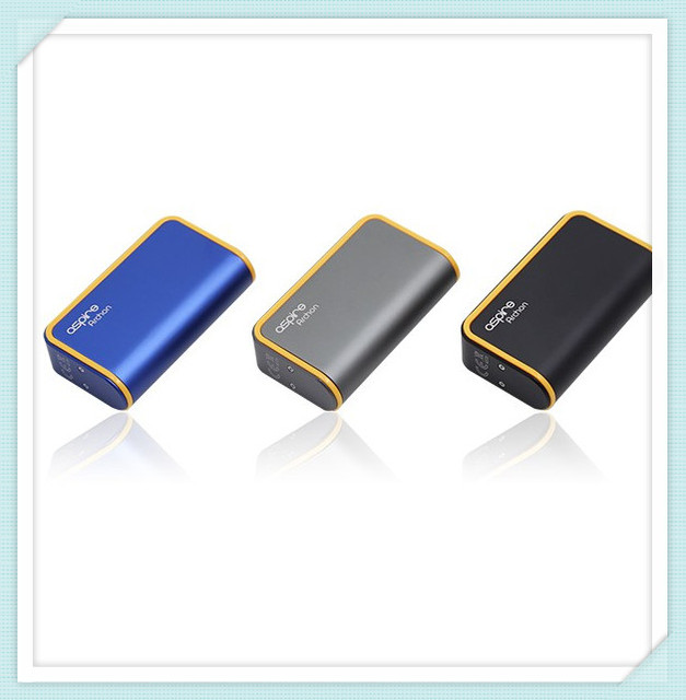 Aspire archon 150 w tc powered by 2 unids 18650 batería mod características personalizables disparo botón perfiles