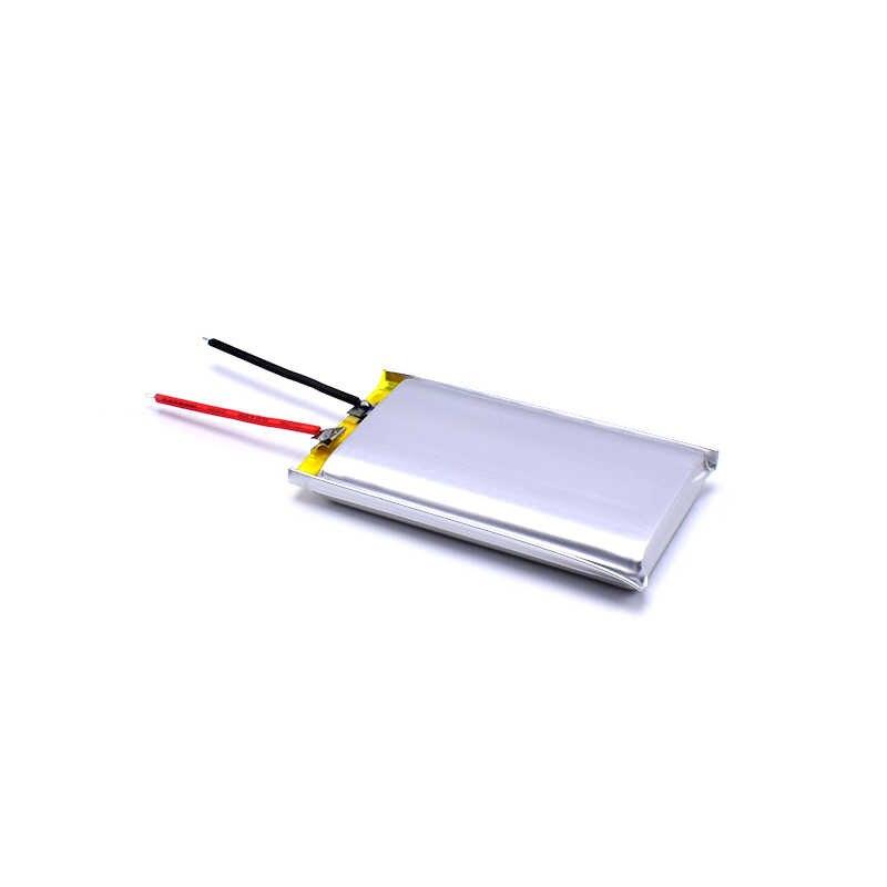 823260 3.7 فولت القدرة الحقيقية 8000mah (بوليمر بطارية أيون الليثيوم) بطارية ليثيوم أيون للكمبيوتر اللوحي 7 بوصة MP3 MP4 ل دروبشيب