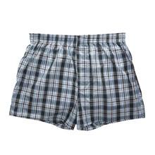 Plaid Boxer Panties Comfortable Breathable boxers PU27
