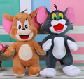 Super classic children's cartoon mouse and a pair of cute plush toys Super soft fabric lovely expression  birthday gift
