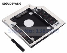 NIGUDEYANG 2nd SATA HDD Disco Duro SSD Caddy para MSI GE62VR GT72VR GE72VR GP72VR GL62 GL72 6QD MS-1796 GP62 6QF GUD0N DVD(China)