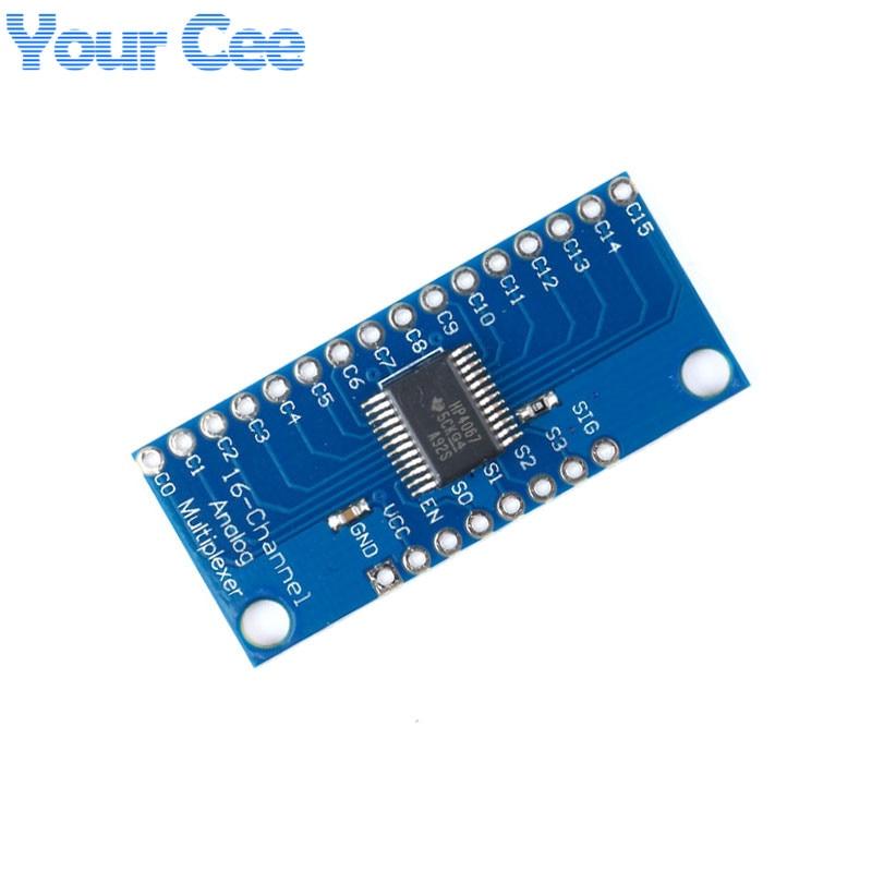 CD74HC4067 16-Channel Analog Digital MUX Breakout Module PU