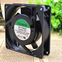 Free Delivery SF11592A 1092 HBL Designed The GN New AC Fan 115 Vac Home Furnishings